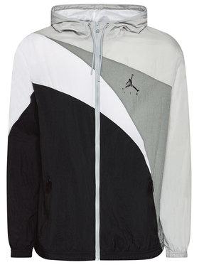 Nike Nike Μπουφάν μεταβατικό Air Jordan Jumpman CK6866 Γκρι Loose Fit
