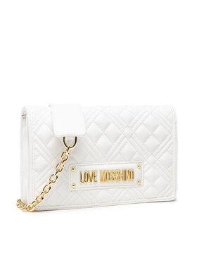 LOVE MOSCHINO LOVE MOSCHINO Дамска чанта JC4130PP1DLA0100 Бял