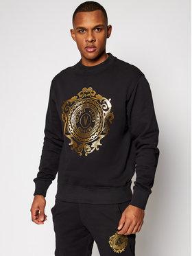Versace Jeans Couture Versace Jeans Couture Sweatshirt B7GWA73F Schwarz Regular Fit