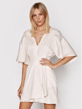 IRO IRO Kasdieninė suknelė Aika A0491 Smėlio Regular Fit