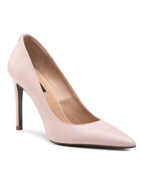 Patrizia Pepe Patrizia Pepe Pantofi cu toc subțire 2VA077/A3KW-R711 Roz
