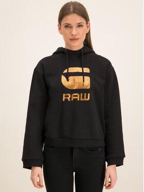 G-Star Raw G-Star Raw Sweatshirt Graphic 21 D15964-A975-6484 Schwarz Straight Fit