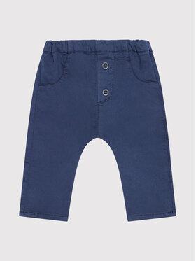 United Colors Of Benetton United Colors Of Benetton Текстилни панталони 4U40557RE Тъмносин Regular Fit
