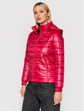 Calvin Klein Calvin Klein Pernata jakna Essential K20K202994 Ružičasta Regular Fit