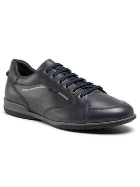 Geox Geox Laisvalaikio batai U Timothy A U046TA 00043 C4002 Tamsiai mėlyna