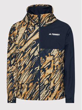 adidas adidas Giacca impermeabile Terrex Multi RAIN.RDY GU6476 Multicolore Regular Fit