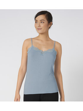Triumph Triumph Koszulka piżamowa Climate Control 10207511 Niebieski