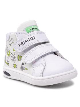 Primigi Primigi Kotníková obuv 8403622 Bílá