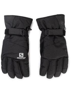 Salomon Salomon Lyžiarske rukavice Force Dry M 394995 02 Čierna