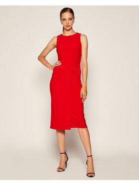 Lauren Ralph Lauren Lauren Ralph Lauren Koktejlové šaty 250800899002 Červená Regular Fit