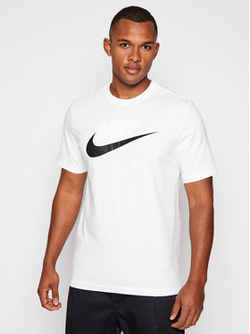 Nike Nike Тишърт CU7324 Бял Classic Fit