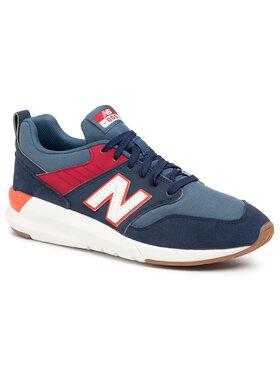 New Balance Sneakersy MS009RG1 Tmavomodrá