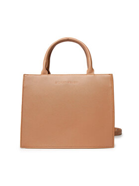Silvian Heach Silvian Heach Rankinė Shopper Bag Mini (Saffiano) Anebod RCA21008BO Ruda