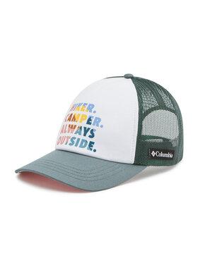 Columbia Columbia Baseball sapka Mesh Hat II 1886801 Zöld