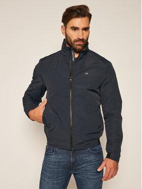 Calvin Klein Calvin Klein Prechodná bunda Casual Bluson K10K105607 Tmavomodrá Regular Fit