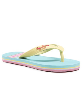 Pepe Jeans Pepe Jeans Flip flop Bay Beach PGS70042 Galben