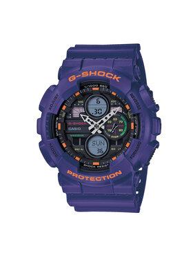 G-Shock G-Shock Montre GA-140-6AER Violet