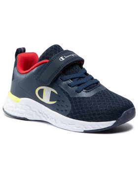 Champion Champion Sneakersy Low Cut Shoe Bold B Ps S32123-S21-BS517 Granatowy