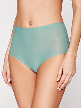 Chantelle Chantelle Klasické nohavičky s vysokým pásom Soft Stretch C26470 Zelená
