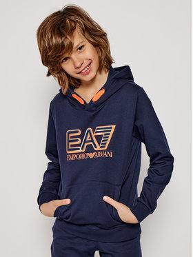 EA7 Emporio Armani EA7 Emporio Armani Sweatshirt 6HBM52 BJ05Z 1554 Bleu marine Regular Fit