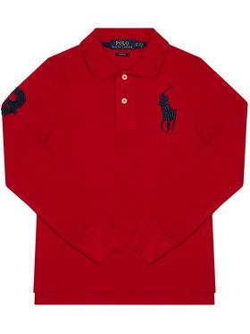 Polo Ralph Lauren Polo Ralph Lauren Polokošile 323708862014 Červená Slim Fit