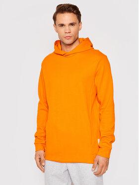 Outhorn Outhorn Bluza BLM604 Pomarańczowy Oversize