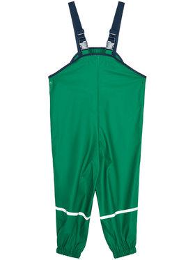 Playshoes Playshoes Spodnie zimowe 405424 Zielony Regular Fit