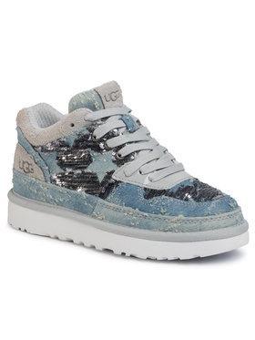 Ugg Ugg Laisvalaikio batai W Highland Sneaker 1109631 Mėlyna