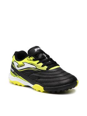 Joma Joma Обувки Toledo Jr 2101 TOJS2101TF Черен