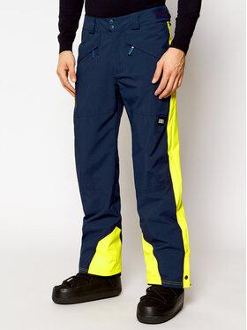 O'Neill O'Neill Lyžiarske nohavice Hammer Graphic 0P3015 Tmavomodrá Regular Fit
