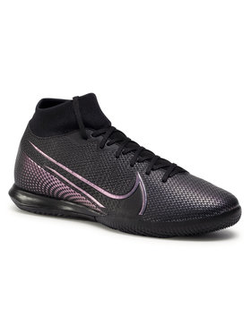 NIKE NIKE Buty Superfly 7 Academy Ic AT7975 010 Czarny