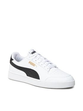 Puma Puma Sportcipő Shuffle Jr 375688 02 Fehér