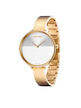 Calvin Klein Calvin Klein Uhr Rise K7A23546 Goldfarben
