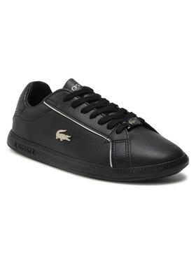 Lacoste Lacoste Sneakersy Graduate 0721 1 Sfa 7-41SFA007702H Czarny