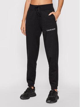 Calvin Klein Performance Calvin Klein Performance Долнище анцуг 00GWF1P608 Черен Regular Fit