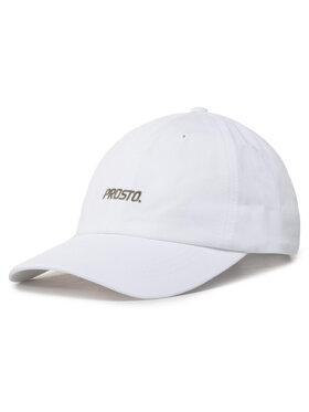 PROSTO. PROSTO. Kepurė su snapeliu 8215 Balta