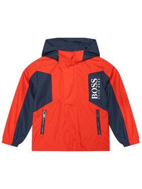 Boss Boss Prijelazna jakna J26434 S Crvena Regular Fit