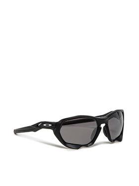 Oakley Oakley Okulary przeciwsłoneczne Plazma 0OO9019-0659 Czarny