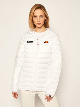 Ellesse Ellesse Giubbotto piumino Lompard SGS02683 Bianco Regular Fit