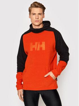 Helly Hansen Helly Hansen Fliso džemperis Daybreaker Logo 51893 Oranžinė Regular Fit
