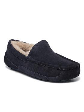 Ugg Ugg Papuče M Ascot 1101110 Tmavomodrá