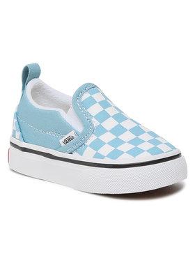 Vans Vans Sneakers aus Stoff Slip-On V VN0A348830Y1 Blau