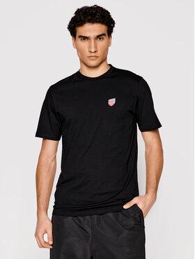 PROSTO. PROSTO. T-shirt KLASYK Hugeback 1101 Noir Regular Fit