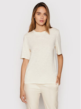 Marc O'Polo Marc O'Polo T-Shirt 107 2121 51189 Beżowy Regular Fit