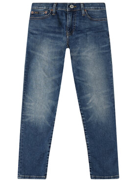 Polo Ralph Lauren Polo Ralph Lauren Blugi Skinny Fit Aiden 323750426 Bleumarin Skinny Fit