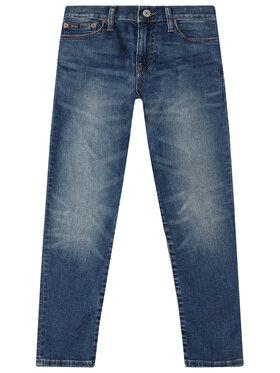 Polo Ralph Lauren Polo Ralph Lauren Skinny Fit džínsy Aiden 323750426 Tmavomodrá Skinny Fit