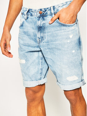 Pepe Jeans Pepe Jeans Jeansshorts PEPE ARCHIVE Jarrod PM800778 Blau Relaxed Fit