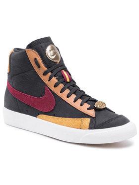 Nike Nike Обувки W Blazer Mid '77 Qs CU6442 001 Черен