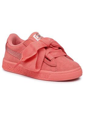 Puma Puma Sneakers Suede Heart Snk Ps 364919 05 Rosa