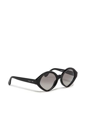 Vogue Vogue Okulary przeciwsłoneczne MBB x Vogue Eyewear 0VO5394S W44/11 Czarny